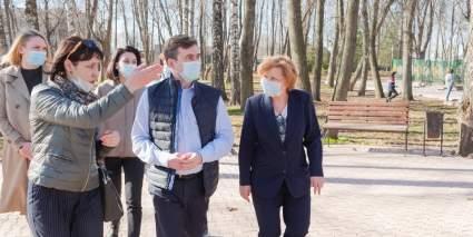 Глава Ивановской области рассказал о планах благоустройства Приволжска