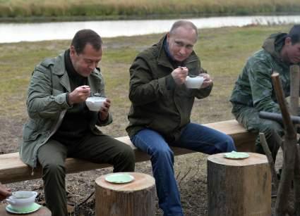 Кремлевский шеф-повар Галкин рассказал об отношении Путина к борщу
