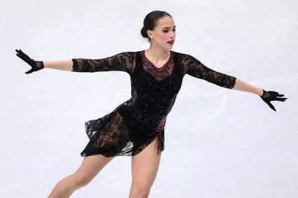 Фигуристка Загитова выложила видео с итогами шоу «Чемпионы на льду»