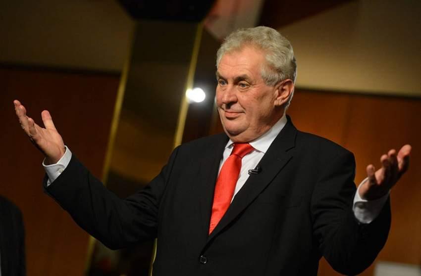 Президент Чехии Земан заявил об отсутствии данных о причастности ГРУ к взрывам во Врбетице