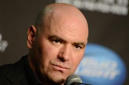 Глава UFC Дана Уайт анонсировал бой Фрэнсиса Нганну и Деррика Льюиса