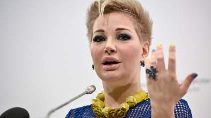 Мария Максакова заявила, что родные дети подали на нее в суд