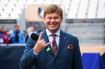 Дмитрий Губерниев жестко ответил на критику за слишком мягкие вопросы фигуристке Трусовой
