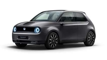 Компания Honda представит свой первый электромобиль