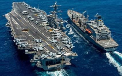 Турция уведомила Россию о проходе двух американских военных кораблей в Черном море