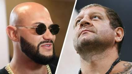 Боец ММА Тарасов заявил, что Джиган может сорвать поединок с Емельяненко
