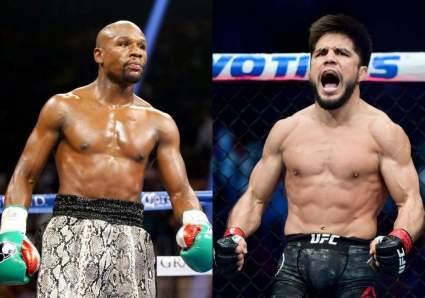 Экс-чемпион UFC Сехудо анонсировал поединок с Флойдом Мейвезером