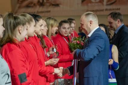 Ивановская волейбольная команда заняла призовое место на Чемпионате России