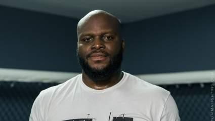 Деррик Льюис вмешался в торг Джона Джонса и UFC по поводу боя с Нганну