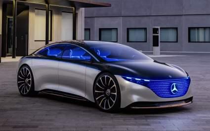 Электромобиль Mercedes-Benz EQS получил запас хода до 770 км