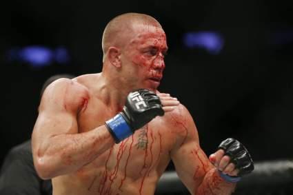 Экс-чемпион UFC Сент-Пьер назвал топ-4 полусредневесов в истории