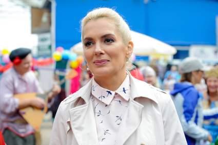 Мария Порошина рассказала, что решилась на короткую стрижку из-за проблем с волосами
