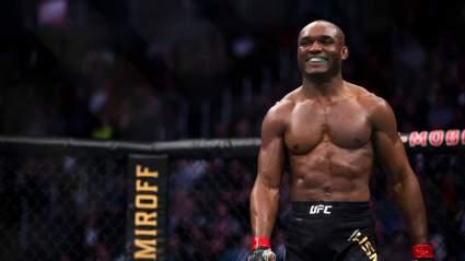 Чемпион UFC Усман провозгласил себя лучшим бойцом P4P после победы над Масвидалем