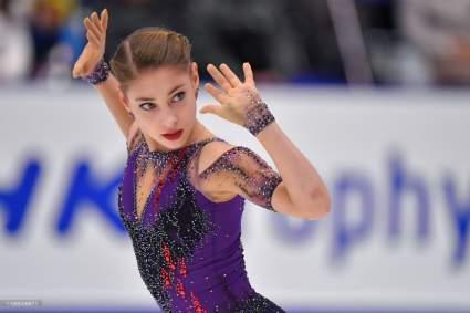 Бестемьянова: Пять российских фигуристок претендуют на участие в Олимпиаде