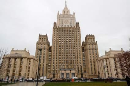 В МИД России вызван заместитель главы посольства США