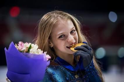 16-летняя фигуристка Трусова заявила, что планирует выступать до 22 лет