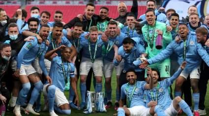«Манчестер Сити» стал обладателем Кубка английской лиги, выиграв «Тоттенхэм»