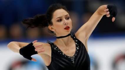 Елизавета Туктамышева выиграла премию GQ Super Women 2021 в номинации «Спорт»