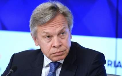 Пушков заявил, что Украина не имеет права говорить о своей роли в освоении космоса