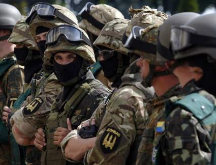 WarGonzo: военные специалисты США посетили передовую в Донбассе