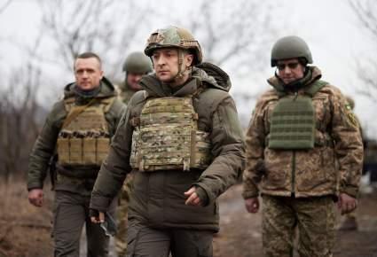 Зеленский сделал заявление на фоне своей поездки в Донбасс