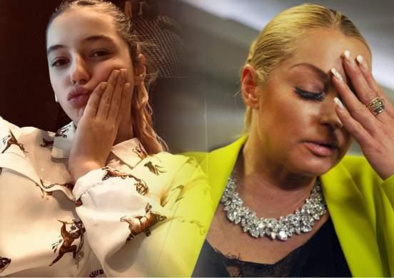 15-летняя дочь Волочковой ответила на оскорбления в интернете