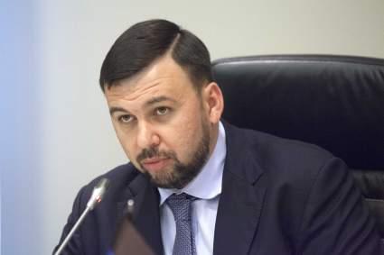 Глава ДНР Пушилин признал невозможность примирения с действующими властями Украины