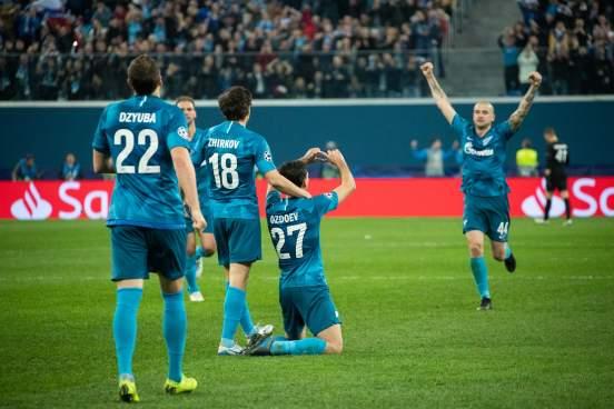 «Зенит» поддержал решение информационных изданий бойкотировать ЦСКА