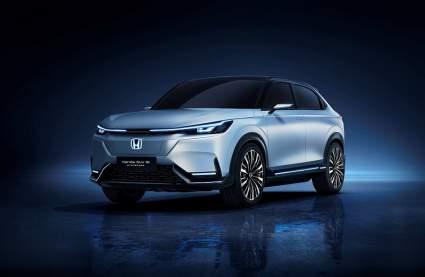 Компания Honda показала новый электрический кроссовер Honda SUV e:prototype