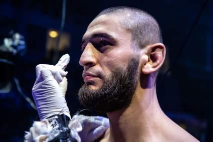 Хамзат Чимаев заявил, что он является Майком Тайсоном и Мухаммедом Али в MMA