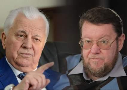Политолог Сатановский назвал причину дерзких выпадов Кравчука в адрес России