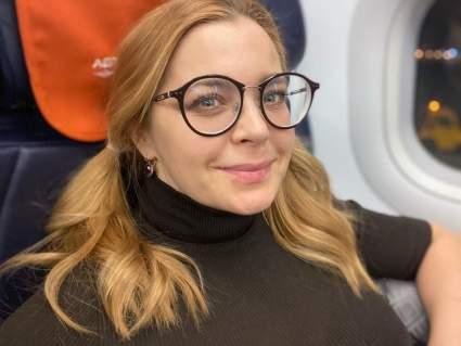 Актриса Ирина Пегова пожаловалась в Instagram на ухудшение зрения