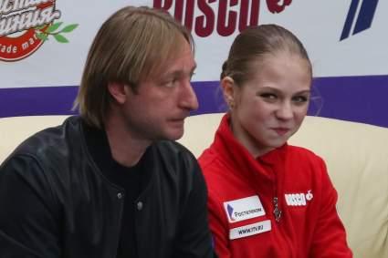 Роднина оценила результаты Трусовой после ее перехода от Тутберидзе к Плющенко