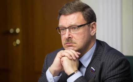 Косачев назвал отказ от отпуска в Турции проверкой на патриотизм