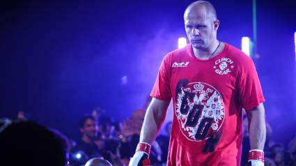 Bellator предложил Федору Емельяненко выбрать себе соперника для следующего боя