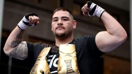 Похудевший Энди Руис признался, что лишний вес мешал ему боксировать