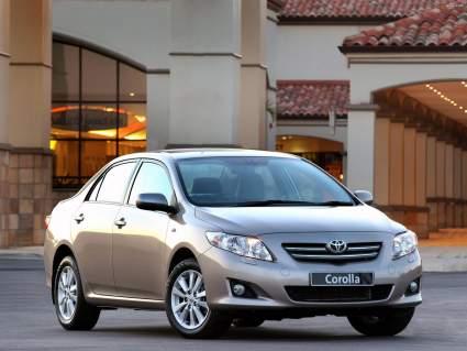 Toyota Corolla стала самым продаваемым автомобилем в марте 2021 года