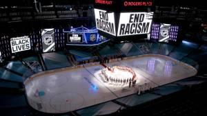 НХЛ попросили выделить $100 млн на борьбу с расизмом