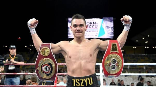 Сын Кости Цзю победил экс-чемпиона мира по боксу Хорна