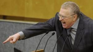 Жириновский потребовал уволить начальника СИЗО, где содержится Фургал