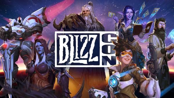 Фестиваль BlizzCon пройдёт в начале 2021 года в онлайн-формате