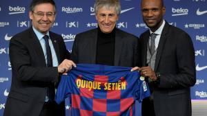«Барселона» уволила Абидаля с поста спортивного директора