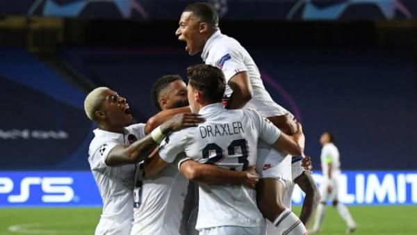 «ПСЖ» вышел в полуфинал Лиги чемпионов впервые за 25 лет