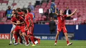 «Бавария» победила ПСЖ и выиграла Лигу чемпионов
