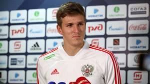 Соболев и Фомин вызваны в сборную России по футболу