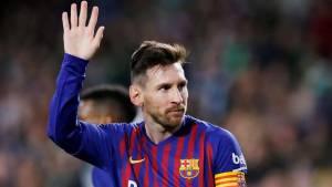 «Барселона» подтвердила желание Месси покинуть клуб
