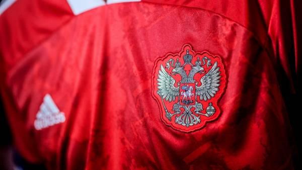 Представлена форма сборной России по футболу к Евро-2020