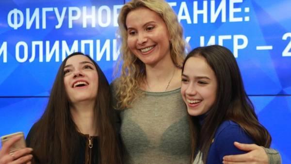 Фигуристка Степанова назвала тренировки у Тутберидзе «адским адом»
