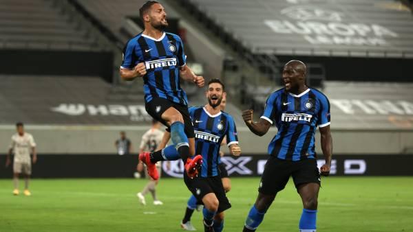 «Севилья» сыграет с «Интером» в финале Лиги Европы
