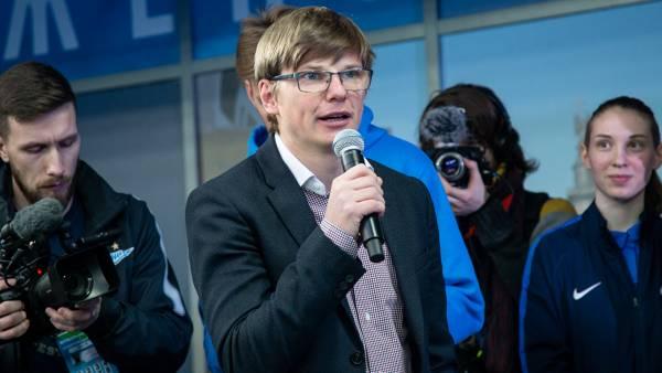 Андрей Аршавин стал директором в ФК «Зенит»
